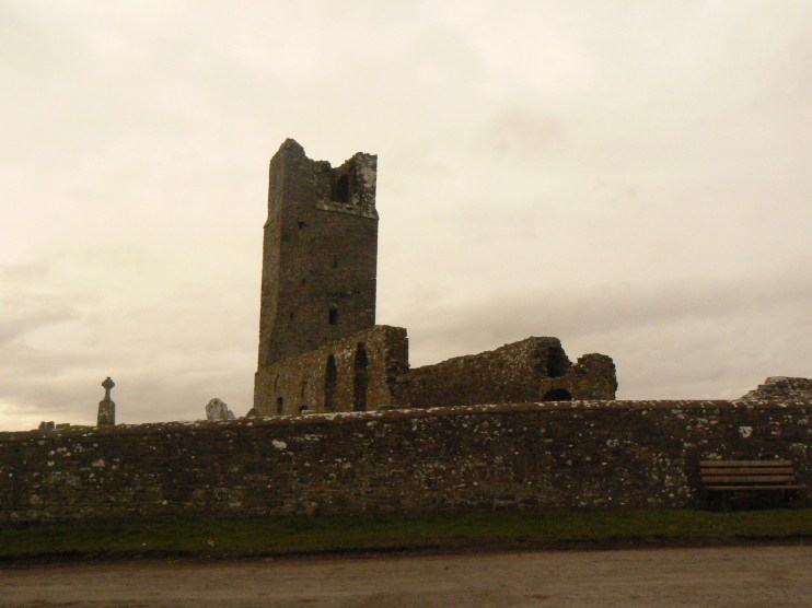 Sryne Tower and 15th Century church