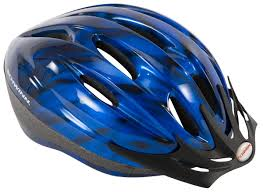 Your bog-standard typical bike helmet.
