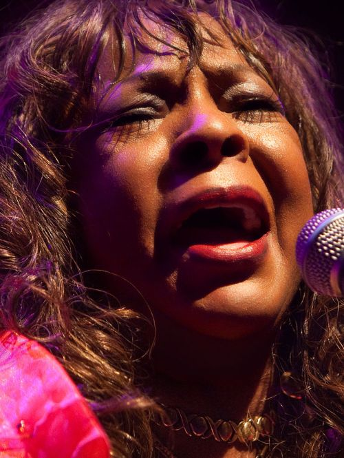 Martha Reeves. Motown Legend.