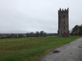 The Tyrconnell Tower, a famine relief project.