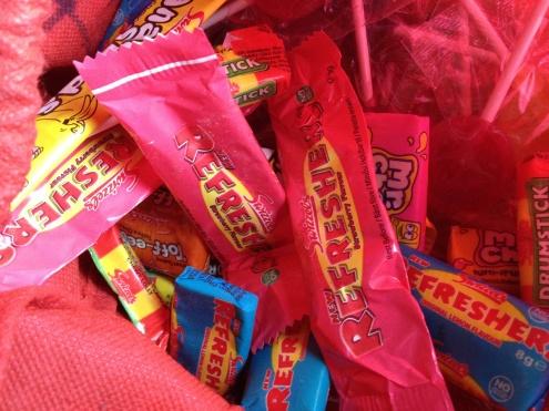More sugar than you can shake a stick at!