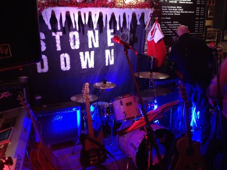 stonedown