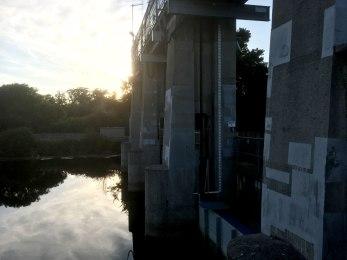 dam-sunset
