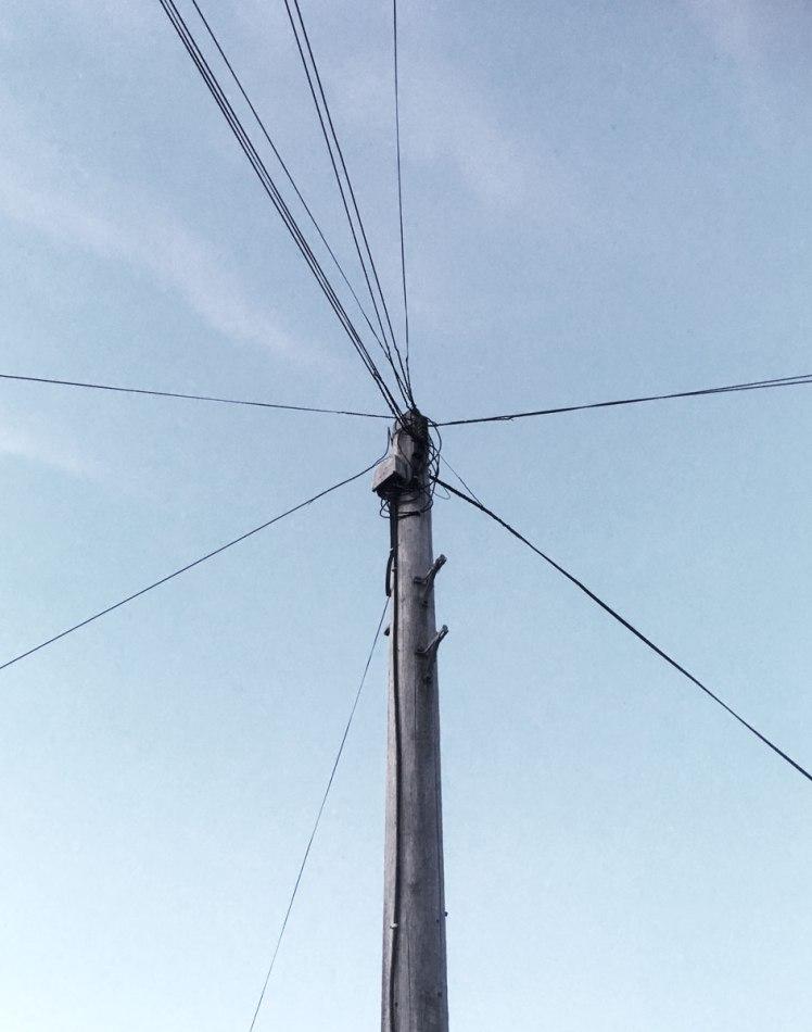 poles-wires