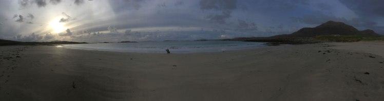 Glassilaun-beach