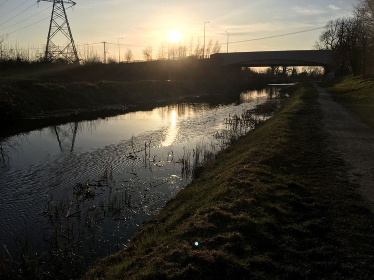 canal-sunset