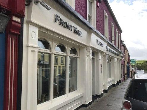 Derrylahan Bistro in Louisburgh